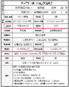 BELISTA岡崎戸崎 修繕積立金[1]