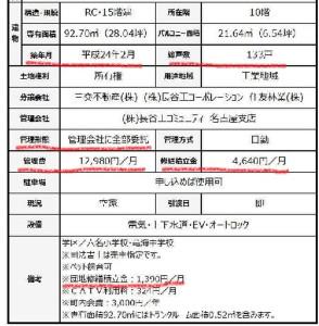 築浅マンション 修繕積立金[1]